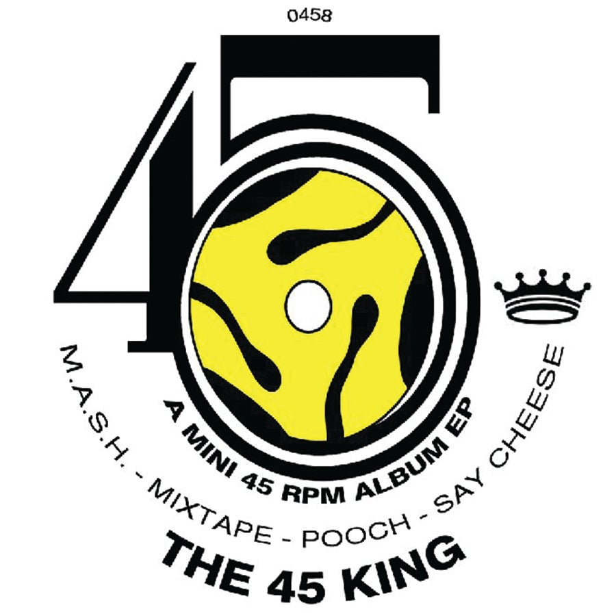 Image of R-29524 THE 45 KING