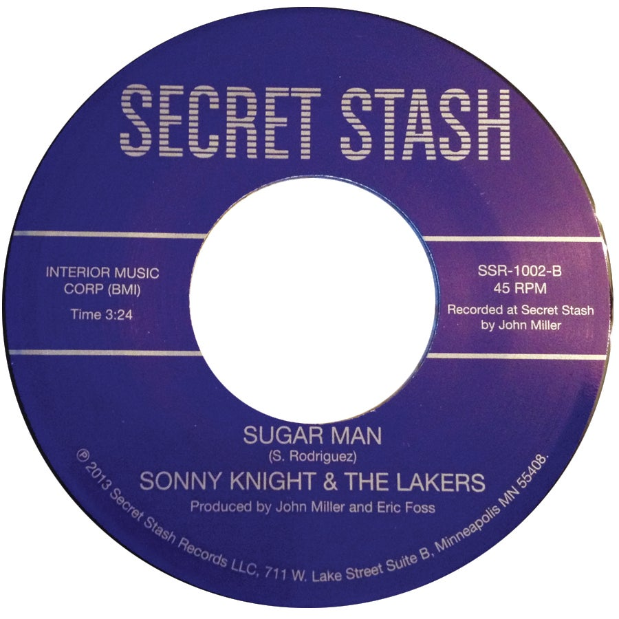 Image of SSR-7-1002 SONNY KNIGHT & THE LAKERS
