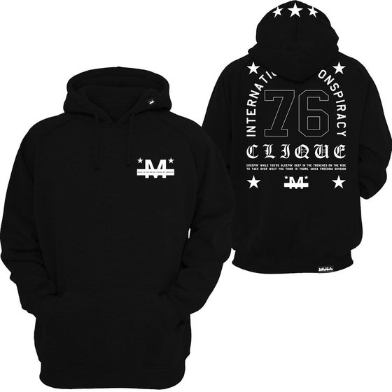 Image of Conspiracy Clique - Hoodie