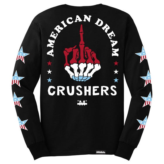 Image of American Dream Crushers Long Sleeve