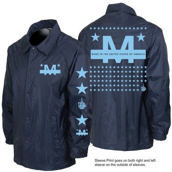 Image of Sleeping Giant Coaches Jacket