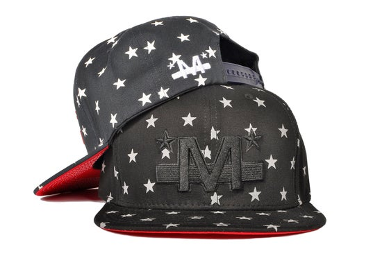 Image of Endall Snapback - Black