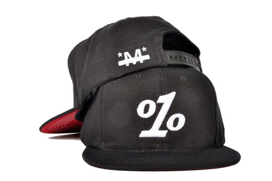 Image of One Percenters snapback