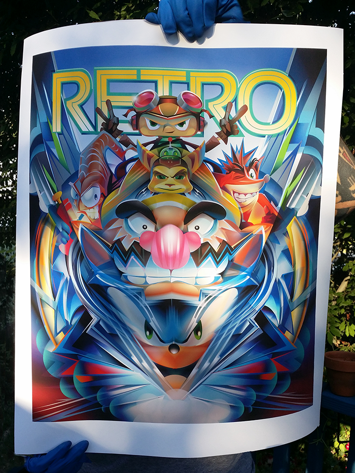 Image of RETRO