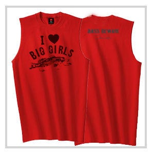 Image of I Love Big Girls