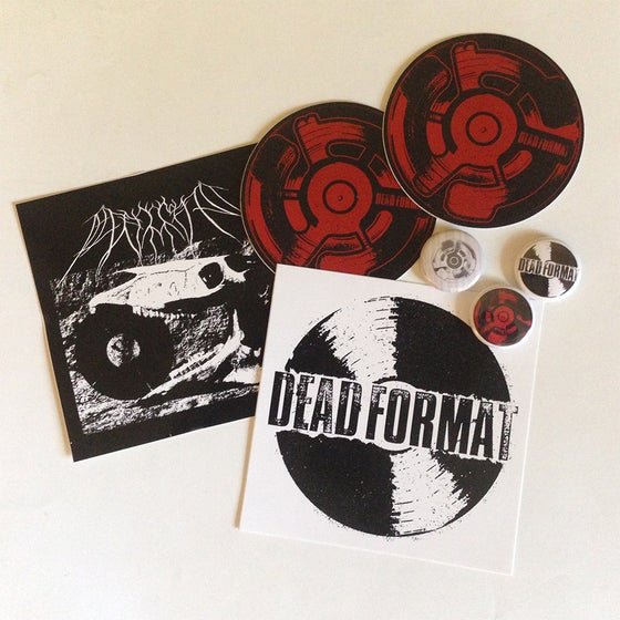 Image of Sticker / Button Pack