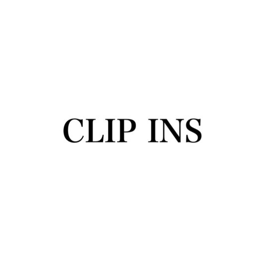 Image of Clip Ins