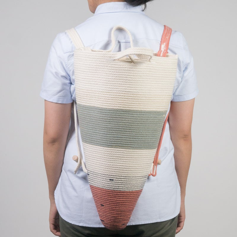 Image of cone backpack - limited edition 2