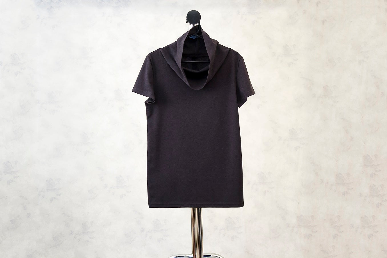 Image of Polo-Neck Classic T-Shirt