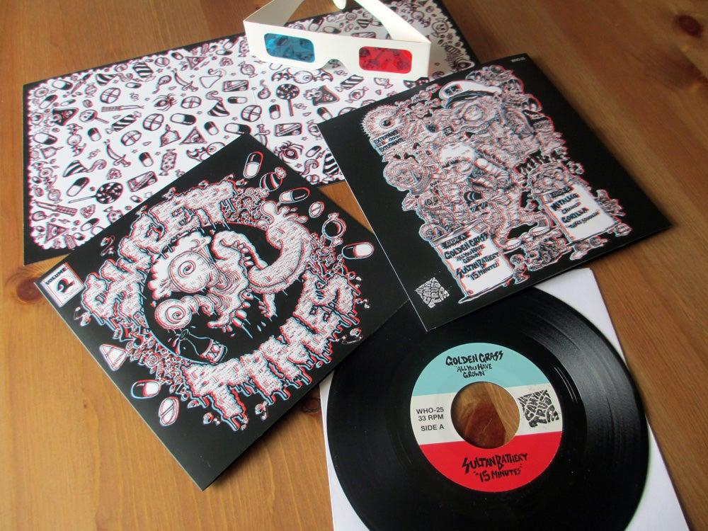 "Image of VA 'SWEET TIMES - Volume 2' 7"" Vinyl"