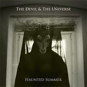Image of [a+w cd007] The Devil & The Universe - Haunted Summer CD (3. Edition)