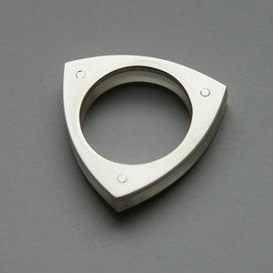 Image of Ring 'Rivet smoke'