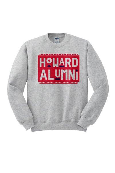 Image of Vintage HU - Grey & Red