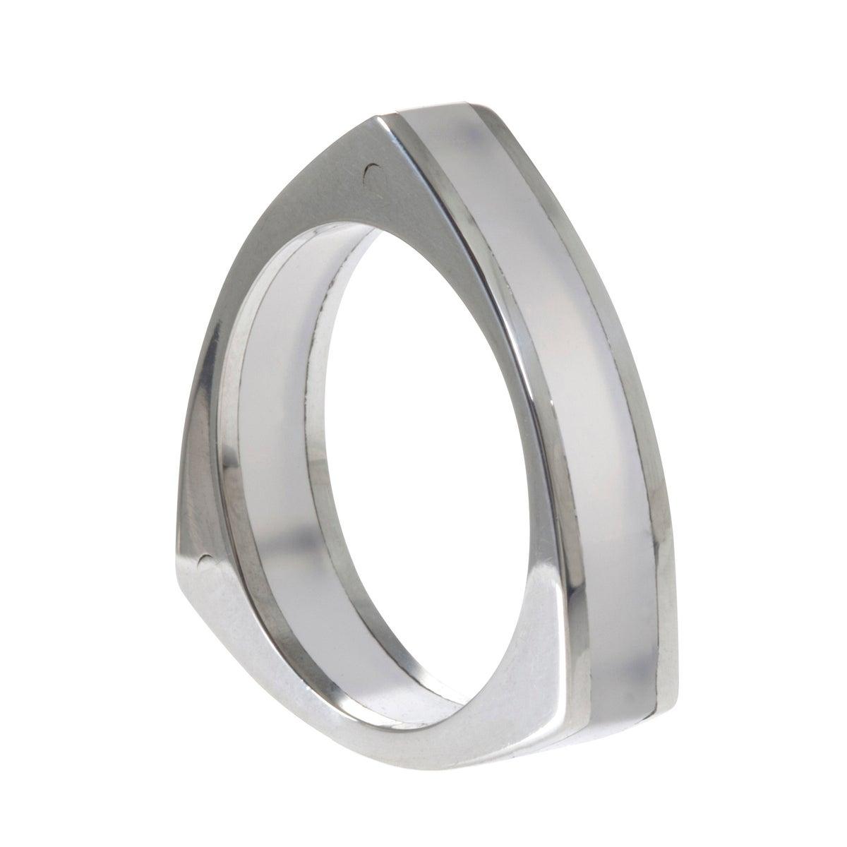 Image of Ring 'Rivet frost'
