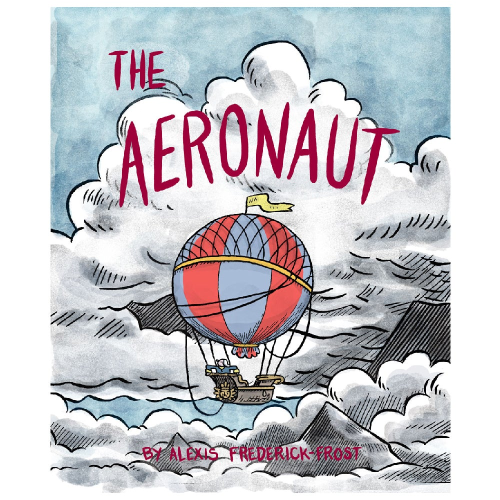 "Image of Alexis Frederick-Frost ""The Aeronaut"""