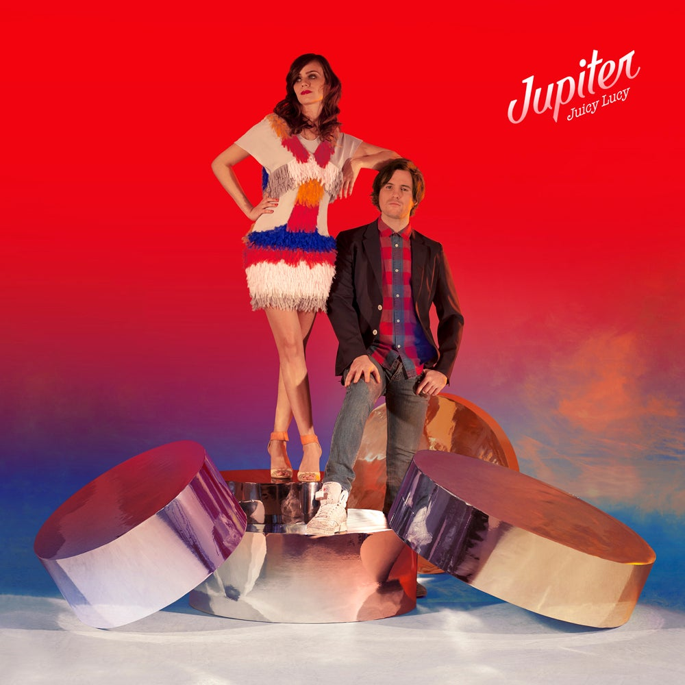 Image of Jupiter </br>Juicy Lucy CD