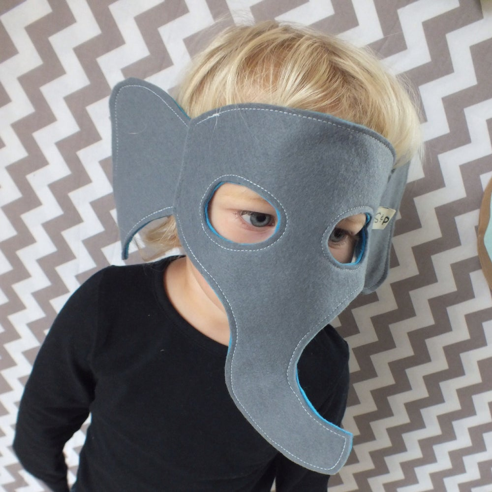 Image of Elephant Mask