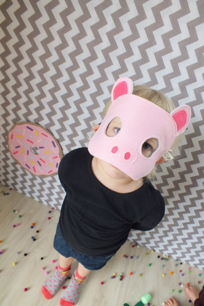 Image of Pig Mask