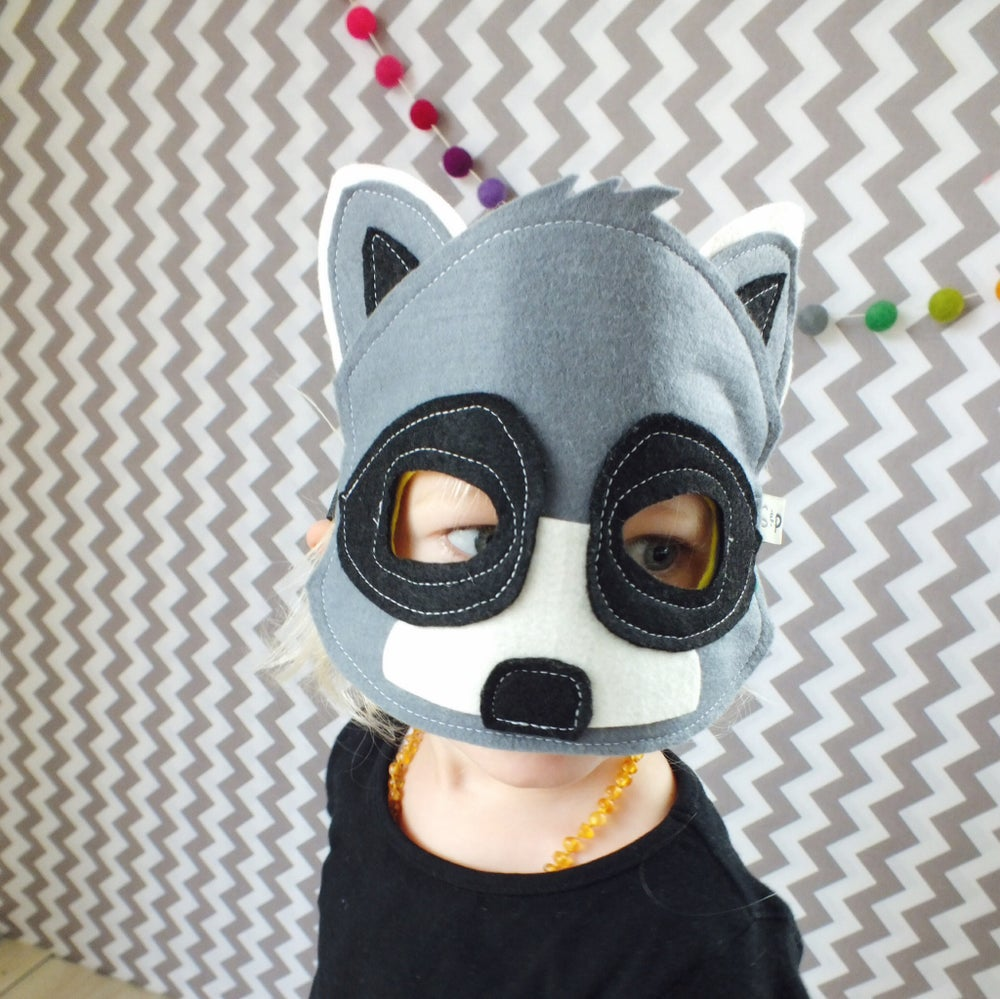 Image of Raccoon Mask
