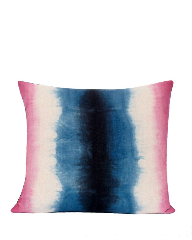 Image of FLOAT IN A BLUE OCEAN PILLOW