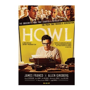 Image of Allen Ginsberg - Howl DVD