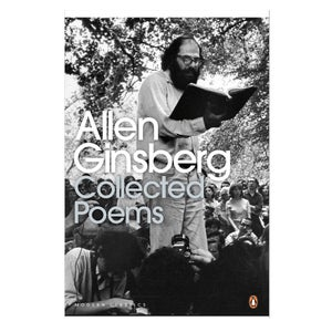Image of Allen Ginsberg - Collected Poems 1947-1997