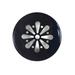 Image of Black Mason Jar Lids