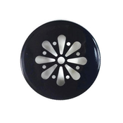 Image of Black Mason Jar Lids