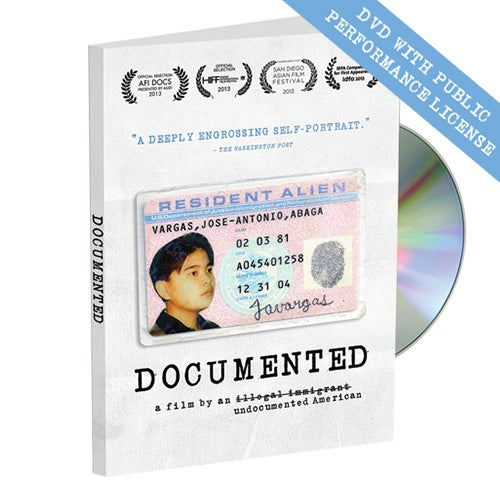 Image of Documented Educational DVD (includes educational curriculum)