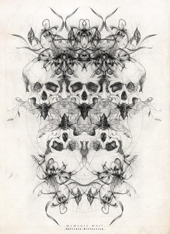 Image of Memento Mori ◈ Tirage d'art