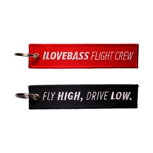Fly High, Drive Low Flight tags