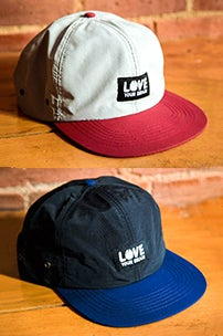 Image of LoveYourBrain 6 Panel Hat