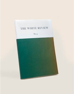 Image of The White Review No. 3