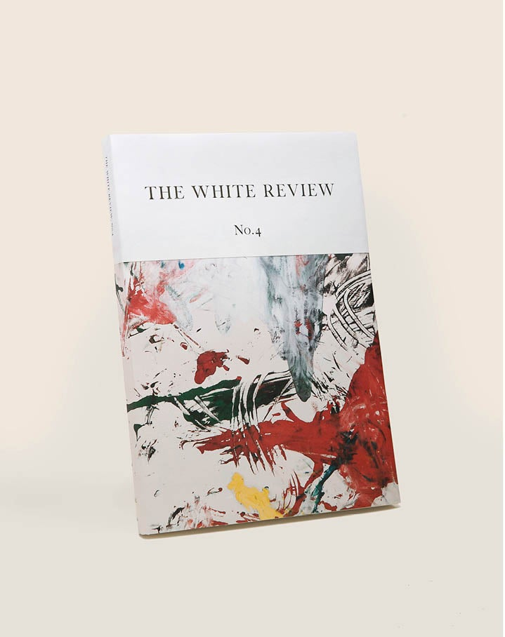 Image of The White Review No. 4