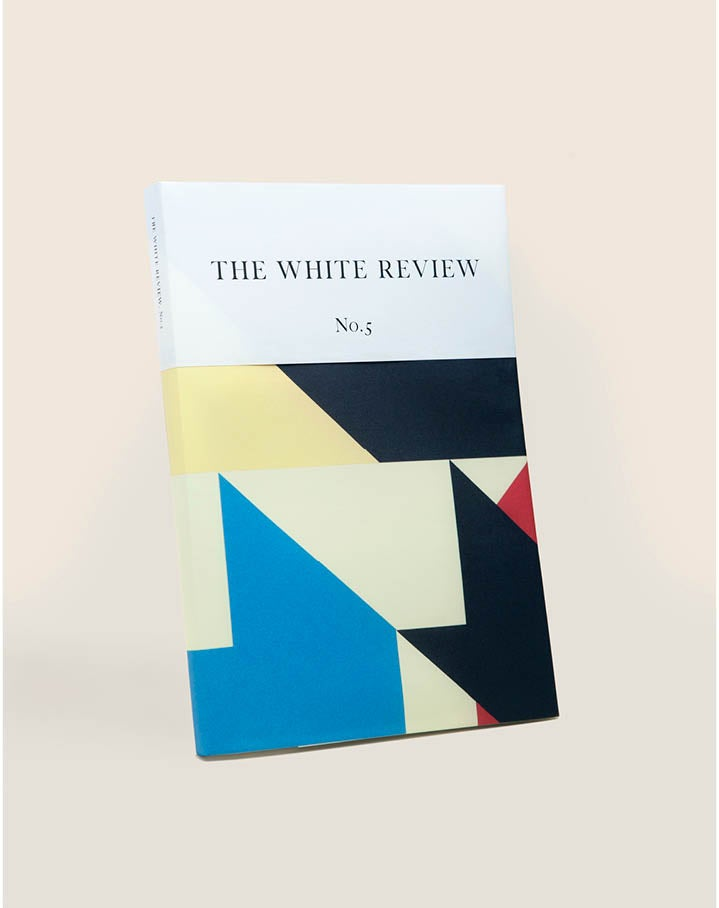 Image of The White Review No. 5