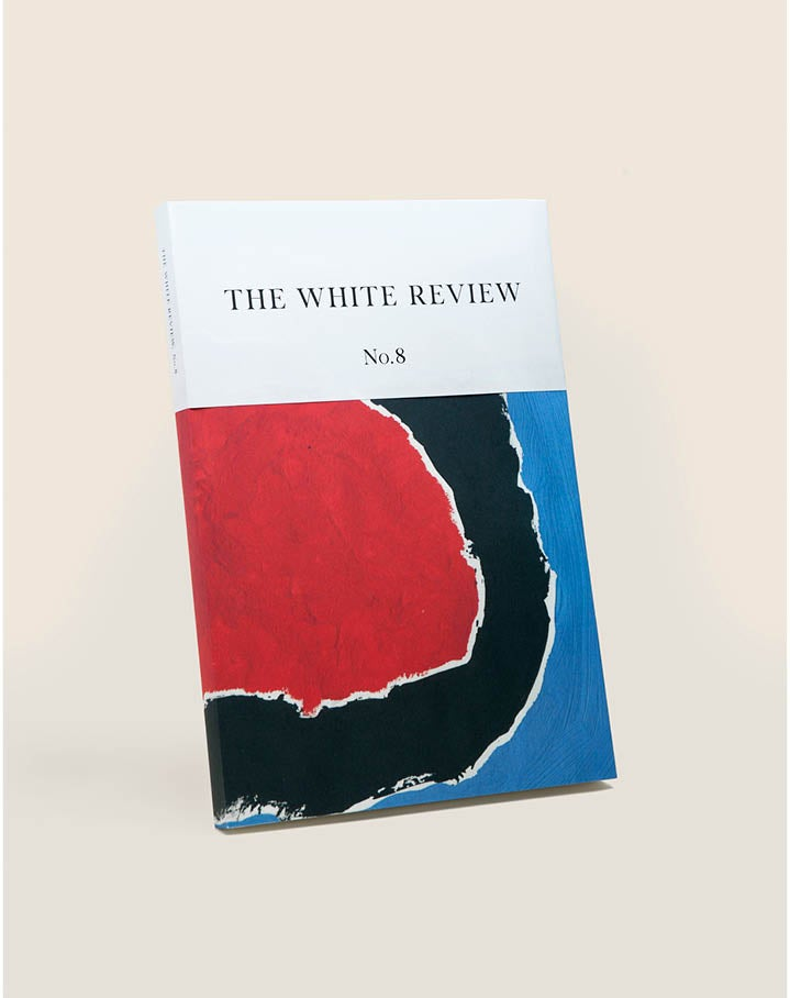 Image of The White Review No. 8