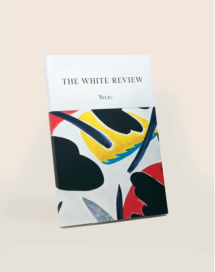 Image of The White Review No. 10