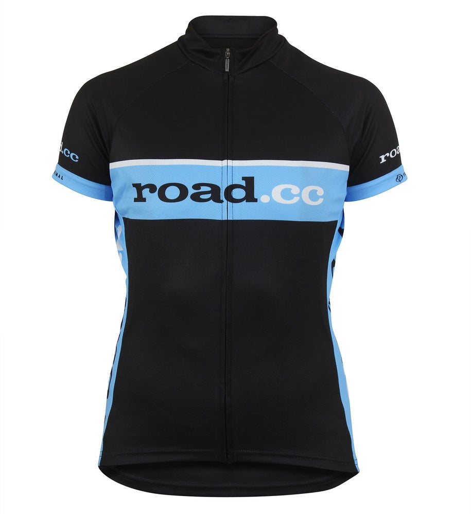 Image of road.cc Women's Sport Cut Jersey