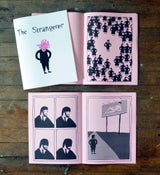"Image of ""The Strangerer"" Zine"