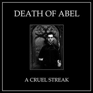 "Image of Death of Abel - A Cruel Streak 12"""
