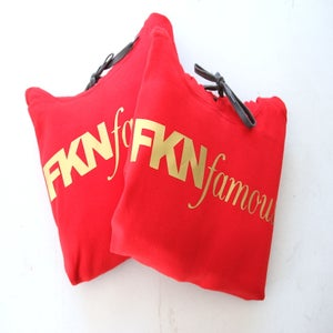 Image of FKN RED/GOLD