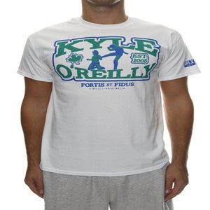 Image of Kyle O'Reilly 'Fortis Et Fidus' T-Shirt (SPLX/O'Reilly Collaboration #1)