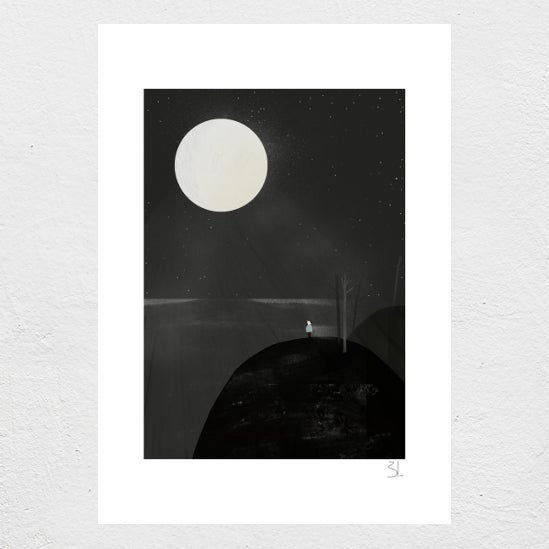 Image of Moonlight Print