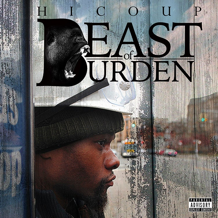 Image of HiCoup Beast Of Burden EP