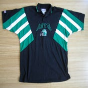 Image of Starter 1990's New York Jets Polo Shirt, 2XL