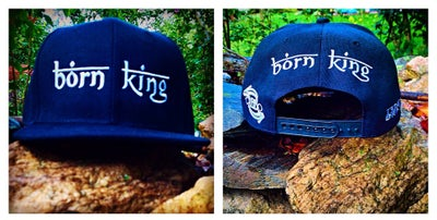 "Image of Born King ""The Ave"" Snapback"