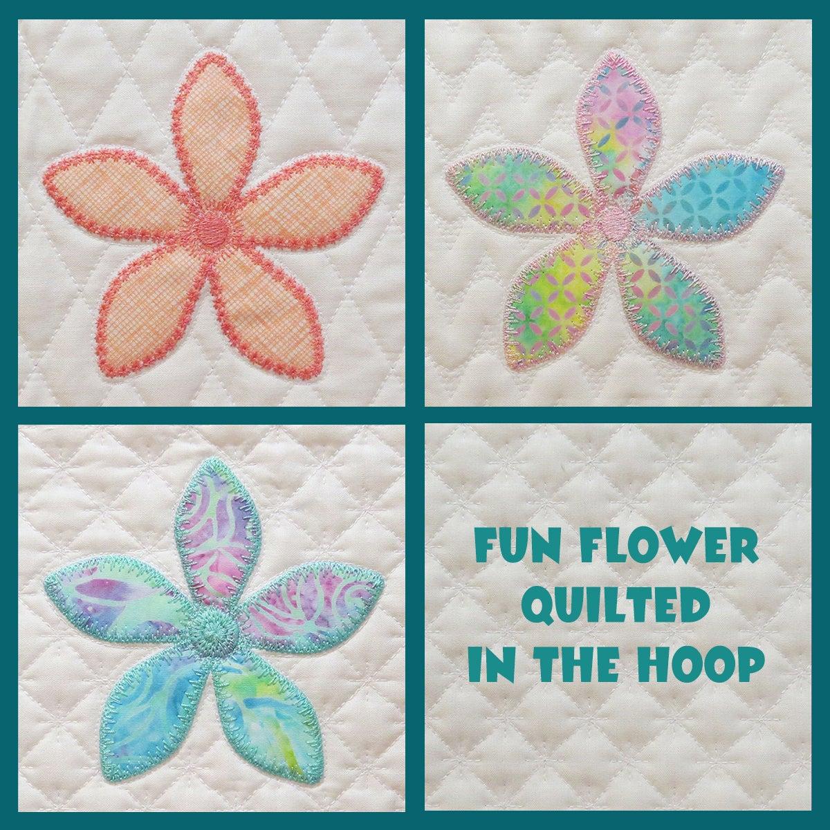 Shop B Quilts Com Flowers