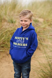 Image of Children's Hoody - Royal Blue