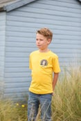 Image of Children's T-Shirt - Yellow