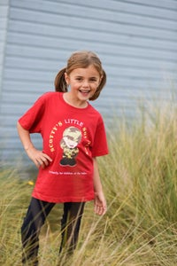 Image of Children's T-Shirt - Red